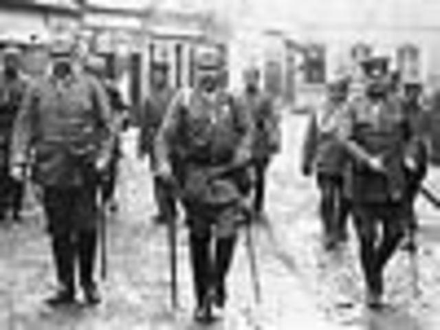 Battle of Tennenberg 26-30th August 1914