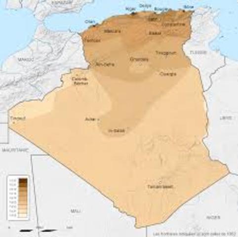 French Colonized Algeria