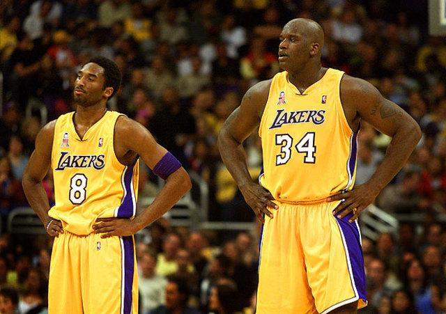 Lakers 3 peat