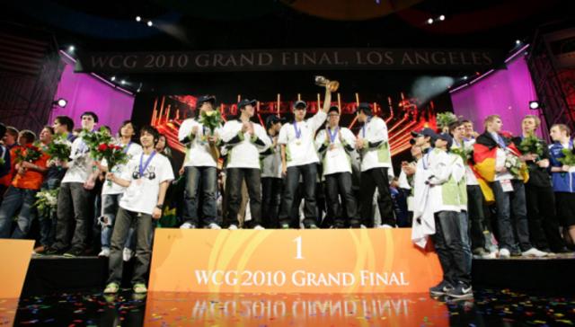WCG Finals