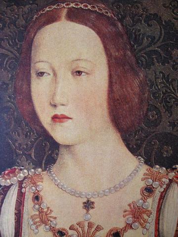 Birth of Mary Tudor