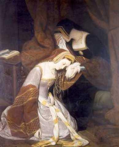 Excecution of Anne Boleyn