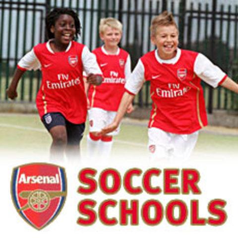 Soccer in Schools!
