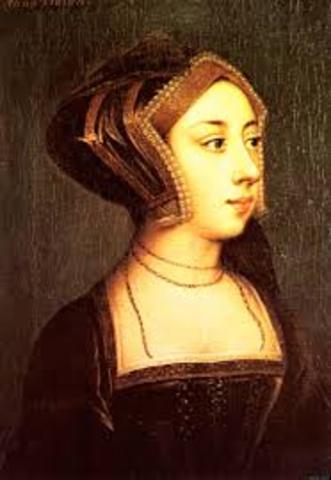 Annullment: Anne Boleyn and Henry VIII