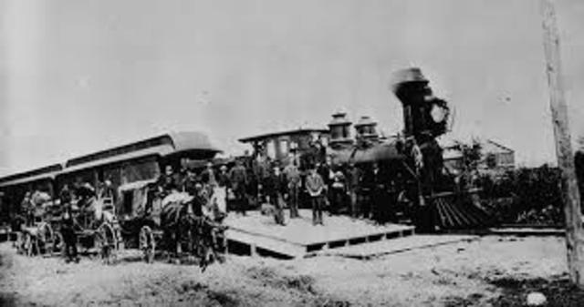 1er Chemin de fer