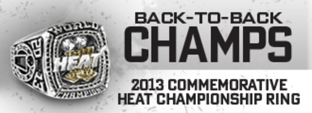 The road to another  chamopionship