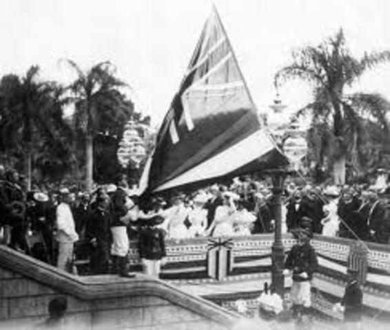 Overthrow of Hawaii