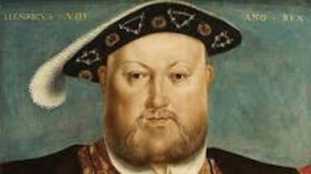 Henry VIII Takes the Throne