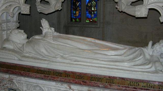 Katherine Parr Dies