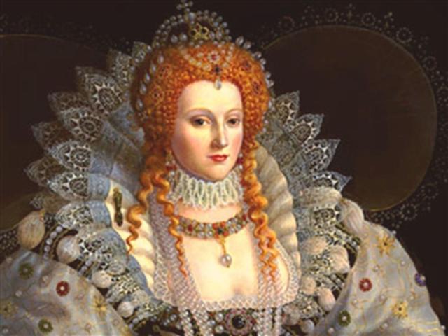 Elizabeth was born