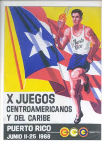 Centroamericanos y del Caribe