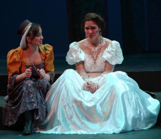 Cinderella meets Baker's Wife again
