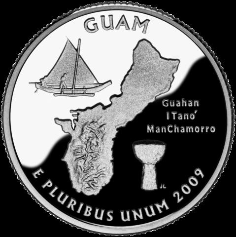 America Claims Guam and Puerto Rico