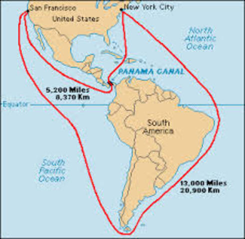 America Gets Involved with Venezuela and Panama