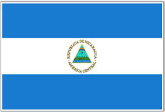 America Gets Involved with Nicaragua