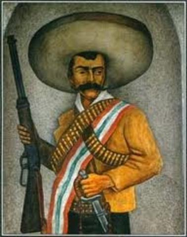 The Mexican Revolution Begins