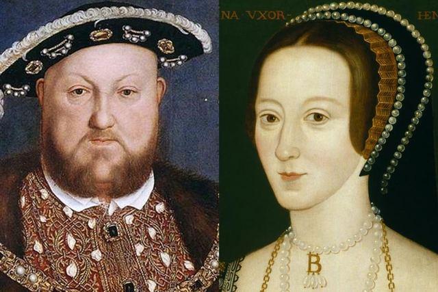Catherine of Aragon Divorces Henry VIII