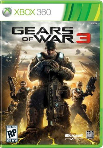 Gears of War 3 X360