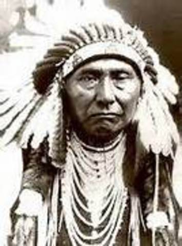 Nez Perce War ends