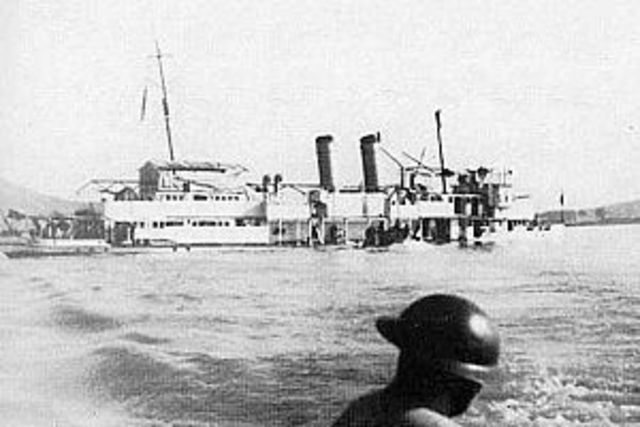 The USS Panay Incident