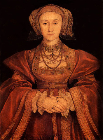 Marriage to Anne of Cleves