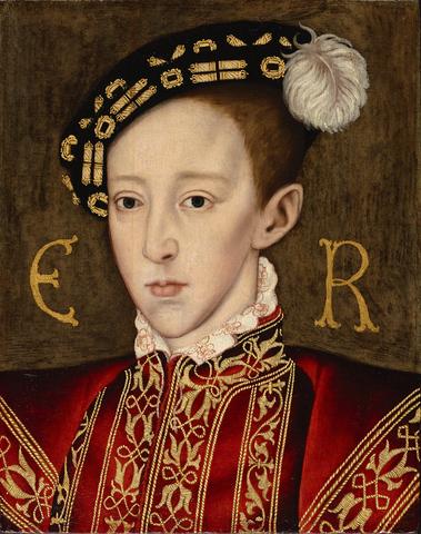 Death of Edward VI
