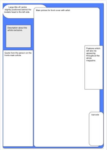 Alignment task and further flat plan idea.