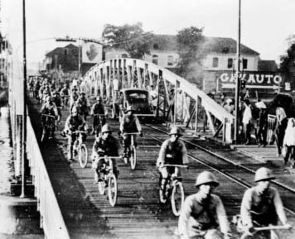 The Invasion of French-Indochina