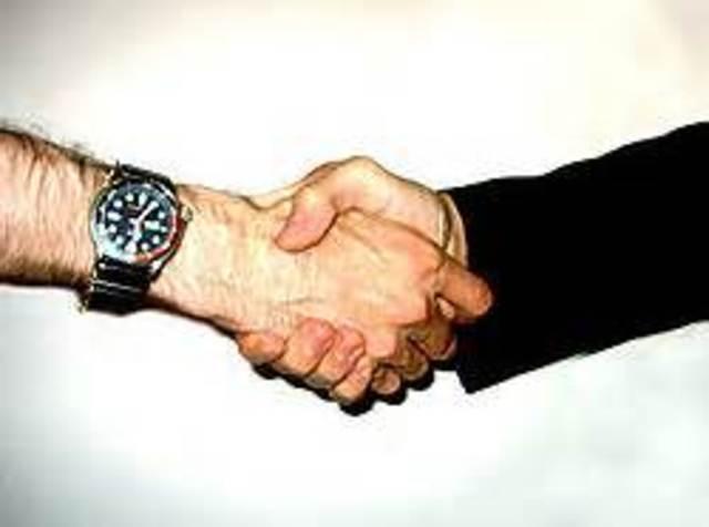 The Gentlemen's Agreement was from 1907-1908.