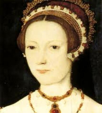 Death of Katherine Parr