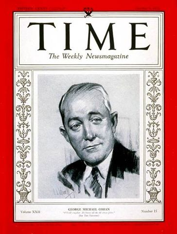 TIME magazine cover: October 9th, 1933