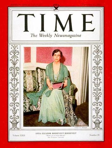 TIME magazine: November 20th, 1933