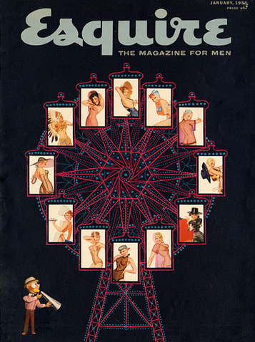 Esquire Magazine: January 1955