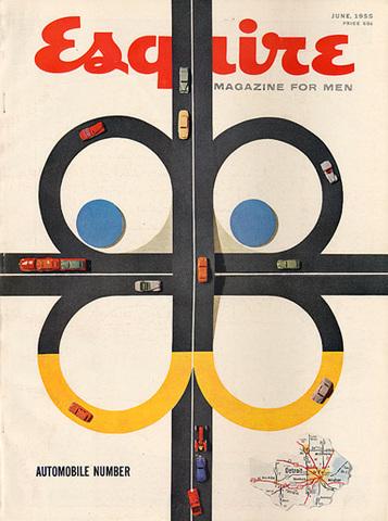 Esquire Magazine: June 1955
