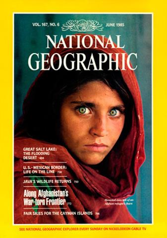 National Geographic Magazine: June 1985