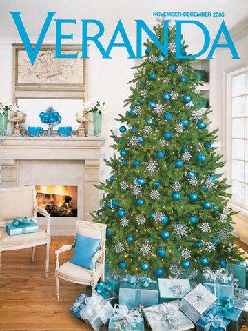 Veranda Magazine: November/December 2005