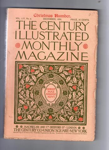 The Century Illustrated Monthly Magazine: December 1896