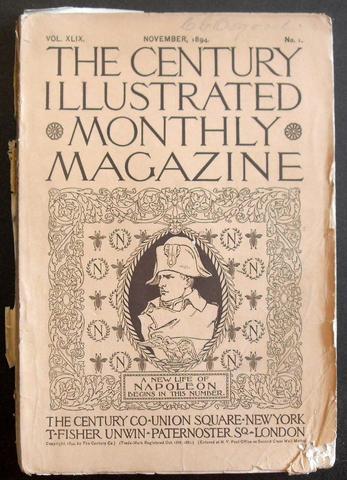 The Century Illustrated Monthly Magazine: November 1894