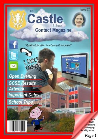 Final Magazine (Prelim task)