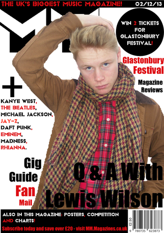 Final Product Front Cover