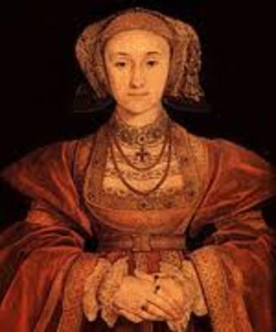 Anne of Cleves Marriage