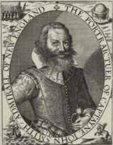 Captain John Smith of Jamestown and the founding of Virginia Colony
