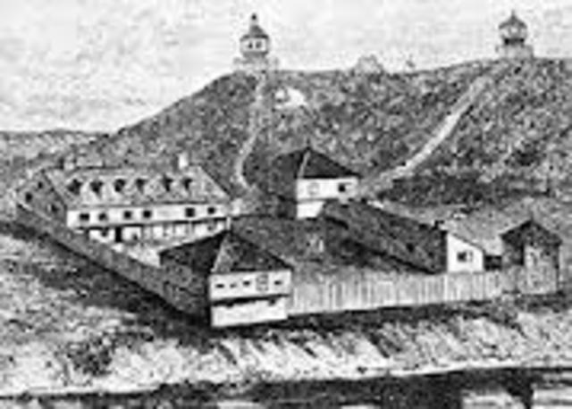 Settlement In 1607