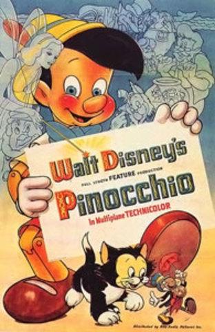 Disney: PINOCCHIO and FANTASIA