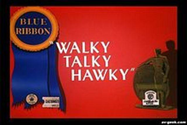 WALKY TALKY HAWK