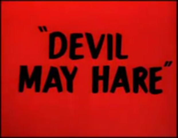 Tasmanian Devil was born