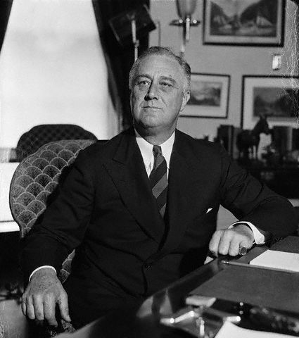 """FDR approves """"shoot on sight"""""""