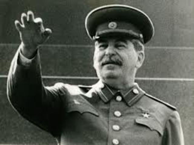 Stalin Comes to power in Russia
