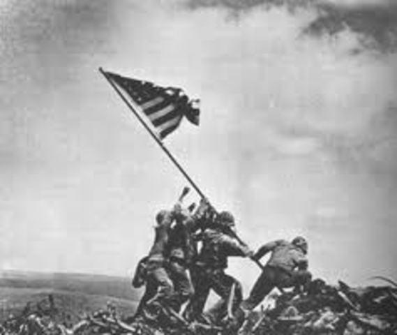 US Victory at Iwo Jima
