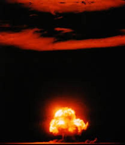 Manhattan project Begins